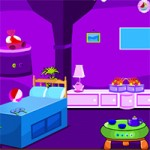 Puzzle Baby Room Escape