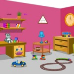 Doo Toy Room Escape