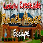 Luxury Creekside Ranch House Escape