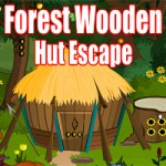 Forest Wooden Hut Escape