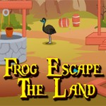 Frog Escape The Land