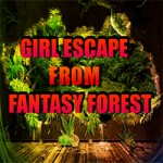 Girl Escape From Fantasy Forest