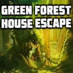 Green Forest House Escape