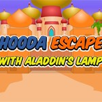 Hooda Escape With Aladdins Lamp