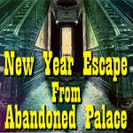 New Year Escape From Abandoned Palace