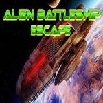 Alien Battleship Escape