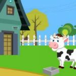 Baby Cow Rescue