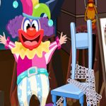 Circus Clown Escape