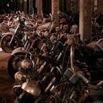Escape From Abandoned Motorcycle Graveyard