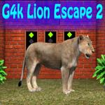 G4K Lion Escape 2