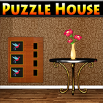 Puzzle House Escape