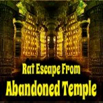 Rat Escape From Abandoned Temple