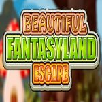 Beautiful Fantasy Land Escape