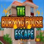 Burning House Escape Play9Games