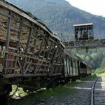 Canfranc Railway Station Escape