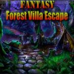 Fantasy Forest Villa Escape