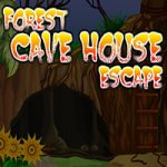 Forest Cave House Escape