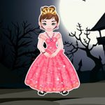 Princess Pinky Vampire House Escape