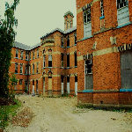 The Abandoned St Crispins Hospital