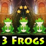 3 Frogs Escape