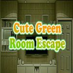 Cute Green Room Escape