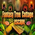 Fantasy Tree Cottage Escape