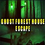 Ghost Forest House Escape