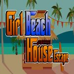 Girl Beach House Escape
