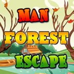 Man Forest Escape
