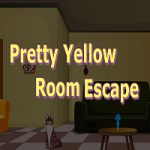 Pretty Yellow Room Escape