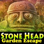 Stone Head Garden Escape