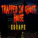 Trapped In Ghost House Escape