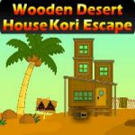 Wooden Desert House Kori Escape