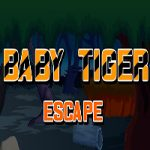 Baby Tiger Escape