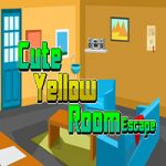 Cute Yellow Room Escape