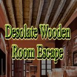 Desolate Wooden Room Escape