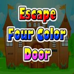 Escape Four Color Door