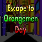 Escape To Orangemen Day