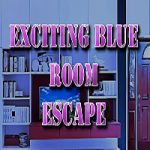 Exciting Blue Room Escape