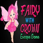 Fairy With Crown Escape Game