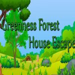 Greenness Forest House Escape