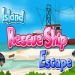 Island Rescue Ship Escape
