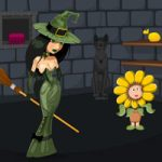 Lilliput Escape From Dangerous Witch
