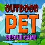 Outdoor Pet Rescue Game