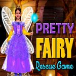 Pretty Fairy Rescue Game