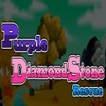 Purple Diamond Stone Rescue
