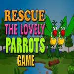 Rescue The Lovely Parrots Game