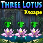 Three Lotus Escape