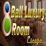 8 Ball Luxury Room