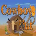 Cowboy Hut Escape